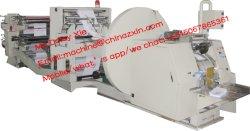 Sac de papier Making Machine avec 4 couleur imprimante en ligne
