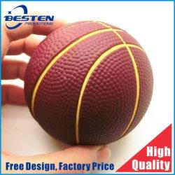 Mini sfera promozionale di sforzo di pallacanestro