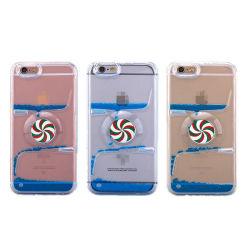 Téléphone Mobile PC liquide Étui pour iPhone6 6plus