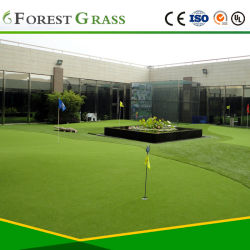 Putting Green, le golf d'herbe, le gazon artificiel pour terrain de golf