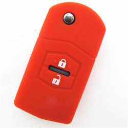 OEM personalizados de alta qualidade em Silicone Grau Alimentício chave do carro caso
