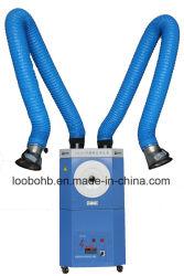 Extracteur de fumées de soudage portable mobile mangeur de fumée pour l'extraction de poussière (LB-JZD)