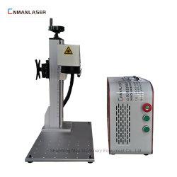 Lâmpada de luz de LED 20W máquina de marcação a laser de Fibra Óptica