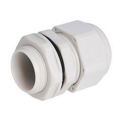 Les glandes de câble en nylon blanc avec ce RoHS