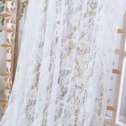 Новая конструкция нейлон с вышитым ткань для свадебного платья