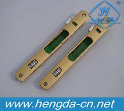 ガラススライディングウインドウロックの組合せのディジットの組合せの窓戸錠の引き戸ロック