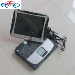für Panasonic Toughbook CF19 CF-19 Laptop 4G Used Without HDD Software Professional Diagnostic Computer