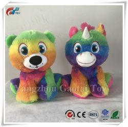 Kids를 위한 새로운 Toy Rainbow Bear Famous Popular Soft Plush Toy