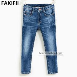 Abbigliamento all'ingrosso di abbigliamento Kid di qualità Premium nuovo design denim bambino Ragazzi Jeans