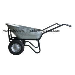 Bm6211 Garden use ferramentas para construção Wheelbarrow 2 Rodas