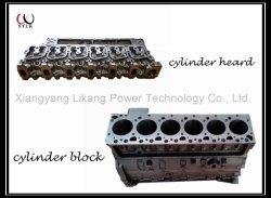 Bloc cylindre/tête partie moteur pour moteur Cummins Groupe électrogène Moteur de base