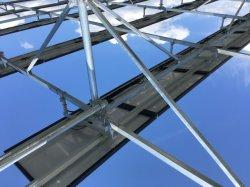 Точные стандартных алюминиевых профилей солнечной рамы алюминиевые рамы на доске/ТВ