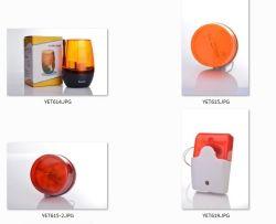 12V 24V 110V 220V 전압 전원 공급 장치 게이트 점멸 표시등/램프(변압기 미포함) Yet614-V20