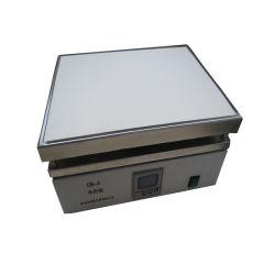 DB-3 calentador de acero inoxidable Placa calefactora eléctrica de la Junta Calefacción laboratorio