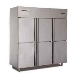 HandelsEdelstahl-Küche-Kühlraum-Gefriermaschine-Gerät
