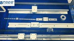 包装機械のための線形ガイド・レールのブロックベアリングガイドキャリッジ