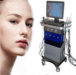 9 en 1 Hydro Hydrafacial Microdermabrasion Soins De La Peau à ultrasons rajeunissement Equipmnent de beauté