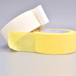 Venta Directa de Fábrica de pintura de retoque automático personalizado/cinta de enmascarar cintas de papel crepé