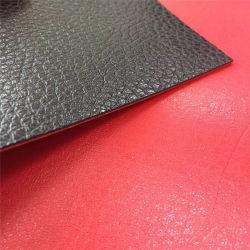 Guangzhou Fabrik Stock PVC Synthetic Leather 1