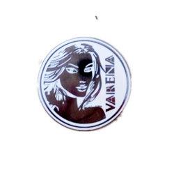 Bouton Logo personnalisé d'un insigne de l'émail cadeau bijoux (YB-HD-138)