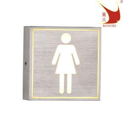 熱い販売法アルミニウムLED屋外印ライト正方形の形