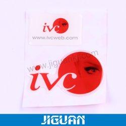 Adesivi epossidici con logo personalizzato con taglio a stampo