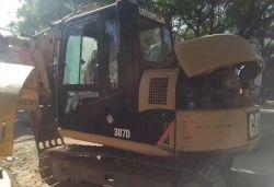 Utilisé Caterpilar excavateur 307D, excavatrice Cat 307D