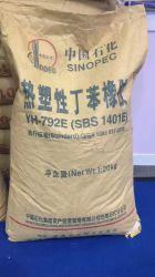 Stirene-Butadiene-estireno os copolímeros de blocos SBS 1301