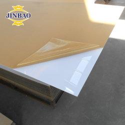 Jinbao Marmor Blau transparent 100% PMMA Kaufen PMMA A4 Display Acrylplatten für Möbel