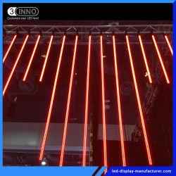 Bande LED HD de forme irrégulière Bande vidéo à LED pour éclairage de scène.