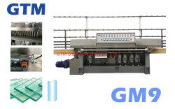 Linha reta de vidro máquina das orlas/máquinas de polir/Edger máquinas/máquinas de vidro/Automático/Manual/Mostrador Digital