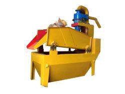 고품질의 미세 모래 재활용 시스템
