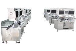 Machine plakkend LCD