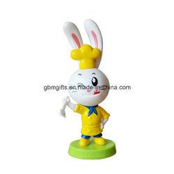Il PVC personalizzato resina su ordinazione di schiocco di Funko del fumetto Bobble le bambole cape