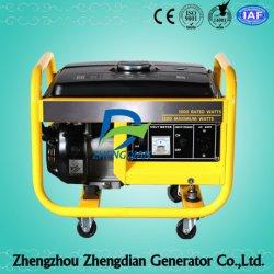 1kw 1kVA 50Hz 230V beweglicher Benzin-Motor-Generator