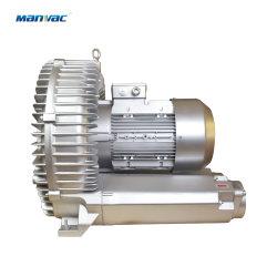 Una de las etapas de la Fase 3 del motor del ventilador de aire para sistemas de tratamiento de aire