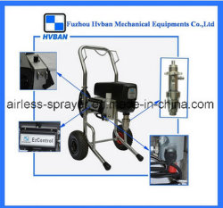 Hb-593 Hvban Airless, peintre Airless Hvban