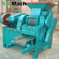 نوع البكرات نوع فحم مسحوق بريكيت آلة Charcal Ball Press