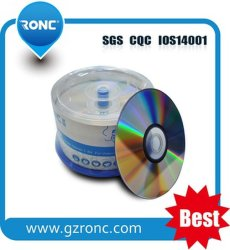 Alta Qualidade em branco de 4,7 GB DVD-R a granel
