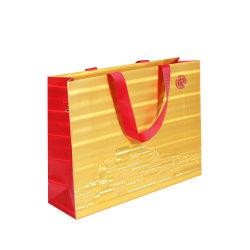 リサイクル紙バッグペーパーショッピングバッグギフト包装バッグキャリーバッグ