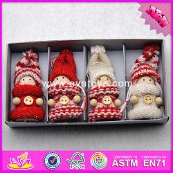 2017 giocattoli di legno delle bambole di modo superiore dei nuovi prodotti per i capretti per natale W02A239