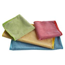 Fábrica de China 100% algodón orgánico cocina toallas Plato de té