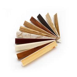 Schönes dekoratives und schützendes Belüftung-materielles Plastikprofil/Profil-Zubehör für Türen und Windows