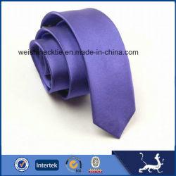 Soild tecido de seda Jacquard Gravata laços para homens