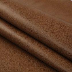 Ausgezeichneter haltbarer Vegankünstliches synthetisches Faux PU-Belüftung-Leder für Sofa/Möbel-/Auto-Sitz/Beutel/Schuhe/Kleid - sich beschleunigen