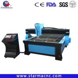 Pesado de Jinan 1530 Preço da máquina de corte Plasma CNC