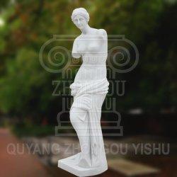 Афродита и Милос, сад декор классический рисунок мрамора камень фигурка скульптура статуя Венеру Милосскую судов