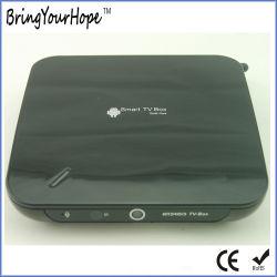 CS968 2.0 Mpxのウェブカメラ(XH-AT-008)が付いている人間の特徴をもつTVボックス
