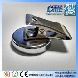 Los clips magnéticos pinzas de metal magnético