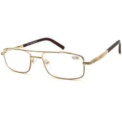 Хорошее качество нержавеющей очки металлические чтения очки